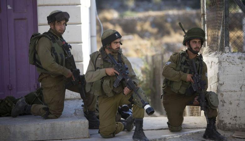 اطلاق نار يستهدف موقع عسكري قرب نابلس
