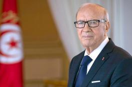 """الرئيس يبعث برسالة خطية الى نظيره التونسي """"السبسي """""""