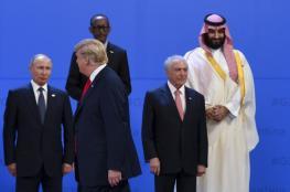 البيت  الأبيض يتستر على مكالمات ترامب  مع بن سلمان وبوتين