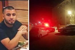 جريمة مروعة ..مقتل شاب فلسطيني رمياً بالرصاص