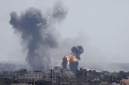 شهيدان في قصف إسرائيلي شرق مدينة غزة