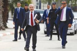 وفد رفيع المستوى برئاسة اشتيه يصل العراق غداً