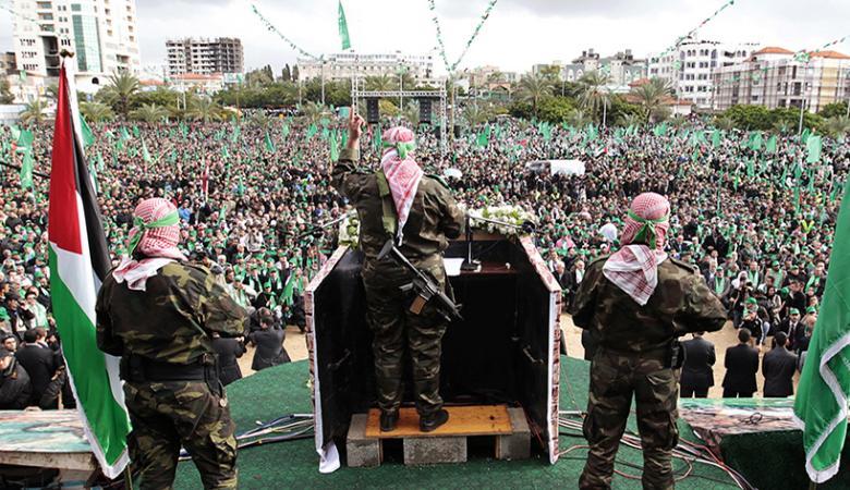 قطر : حماس ليست ارهابية ولا يوجد دليل على تطرفها