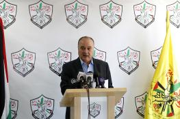 القدوة: وقف الاتصالات مع اسرائيل سيتواصل