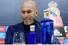 صحيفة بريطانية تتسائل: هل عرف زيدان بالعاصفة القادمة في ريال مدريد ورحل سريعاً؟