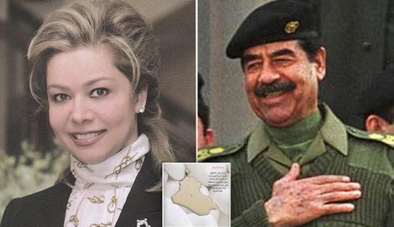 """الأردن يحسم الجدل بشأن مصير ابنة الزعيم العراقي """"صدام حسين """""""