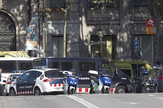 فقدان الاتصال بـ 30 إسرائيلياً بعد هجوم برشلونة