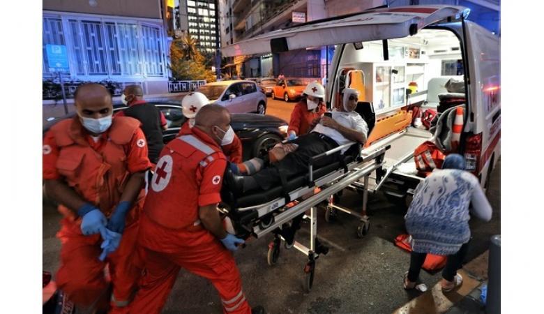 لبنان : ارتفاع اعداد ضحايا انفجار بيروت