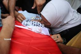 بالصور : الآلاف في جنين يشيعون شهداء المخيم