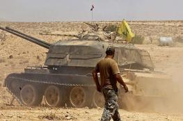 الجيش الاسرائيلي يفتح النار على عناصر من حزب الله