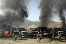 140 قتيلاً في هجوم عنيف لطالبان في افغانستان