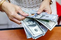 انهيار كبير على سعر صرف الدولار مقابل الشيقل
