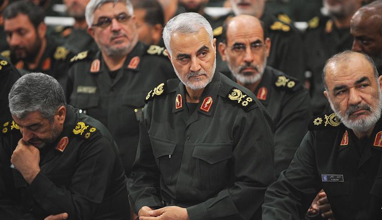 """قائد فيلق القدس """"سليماني """" يبعث برسالة عاجلة إلى نصر الله"""