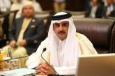 أمير قطر: لن تقوم دولة فلسطينية بدون غزة ولن تقوم دولة في غزة