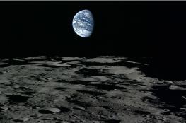الارض تظهر بفيديو وصور مذهلة من القمر