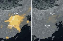 شاهد .. فيروس كورونا يزيل التلوث في الدول المنكوبة