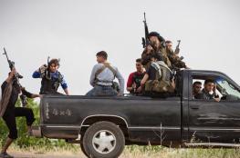 """الجيش السوري الحر يسيطر على تلال استراتيجية في """"الباب"""" بدعم تركي"""