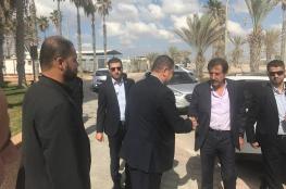 مهنا:  لا تعيينات جديدة لمدراء المعابر في قطاع غزة