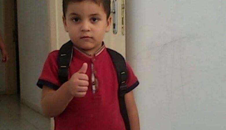مصرع طفل  فلسطيني في حادث دهس