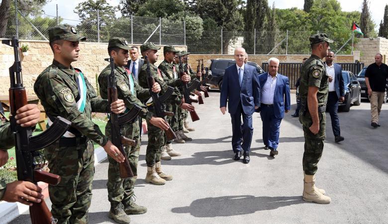 الحمد الله يدعو مجددا حركة حماس الى تمكين الحكومة