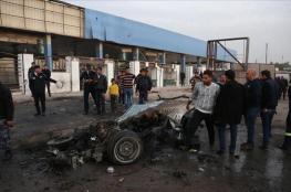 مقتل 6 على الأقل في تفجير سيارة مفخخة شرقي بغداد