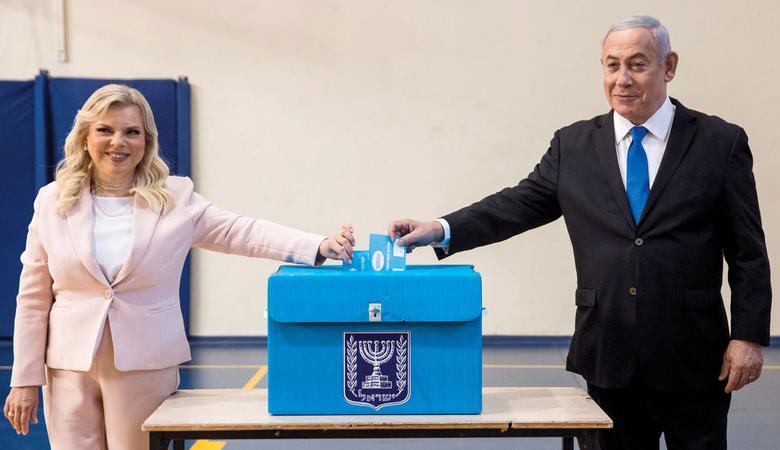 موعد إعلان النتائج النهائية للانتخابات الاسرائيلية