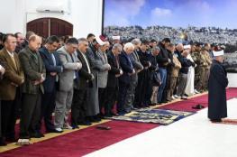 المفتي لترامب : لن ترضخ الامة الاسلامية بنقل السفارة الى القدس