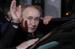 """الرئيس الروسي """"بوتين """" يزور القدس"""
