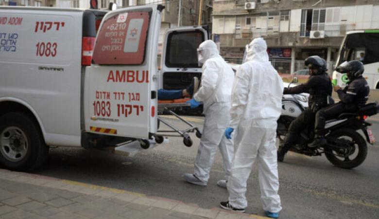 """ارتفاع إصابات ووفيات كورونا في """"اسرائيل"""""""