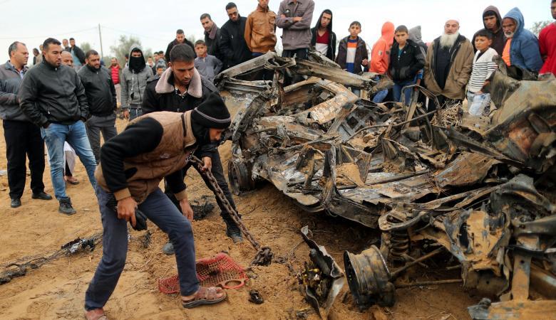 """""""إسرائيل"""" تكشف تفاصيل مثيرة عن عملية خانيونس"""