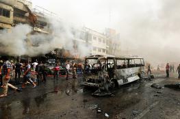 مقتل 13 عراقيا في تفجيرات وقعت في بغداد