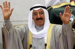 أمير الكويت بعد انهيار اسعار النفط : حان الآن وقف الترف والاسراف