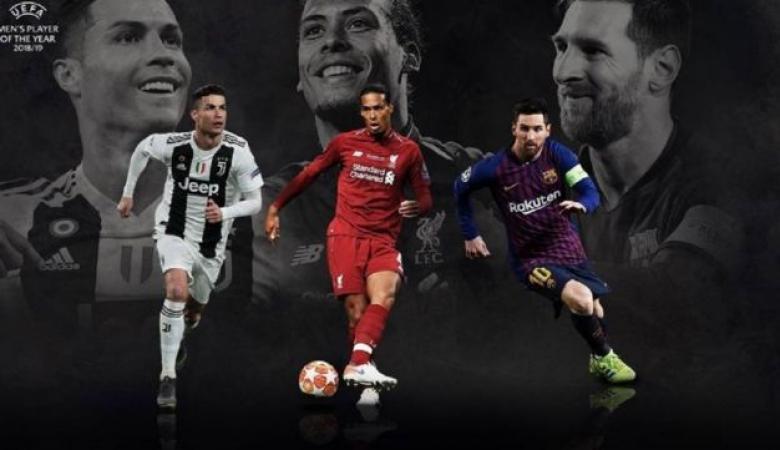 تعرف على أسماء المتنافسين على جائزة أفضل لاعب في العالم