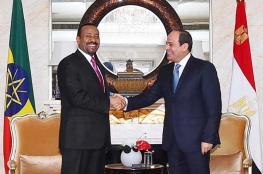 السيسي: مصر لن تقبل المساس بحقوقها المائية
