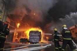 اندلاع حريق في قطار القاهرة- أسوان بسبب ارتفاع الحرارة