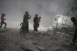 اتفاق على وقف لاطلاق النار في الغوطة الشرقية بين المعارضة والنظام السوري