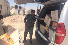 ضبط  472.5 طن مواد فاسدة ومهربة خلال شهر رمضان المبارك