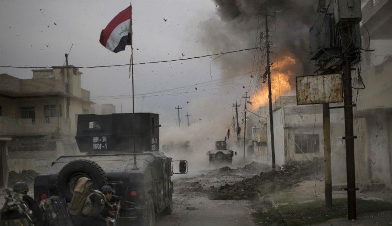 """واشنطن: """"مفخخات الموصل"""" في تراجع"""