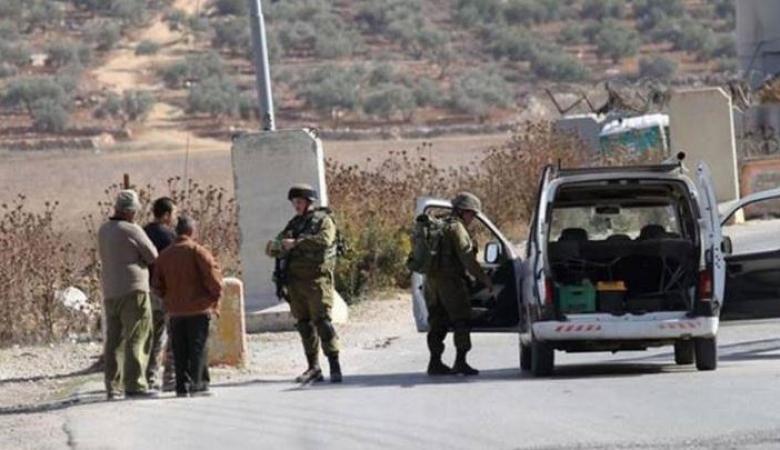 الاحتلال يواصل إغلاق مداخل قرى غرب رام الله