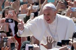 """مصر تستقبل """" بابا الفاتيكان """" وسط اجراءات امنية مشددة"""