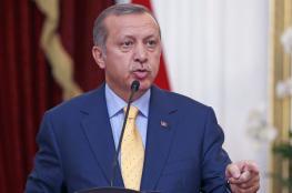 اردوغان يزور الأردن الاثنين المقبل