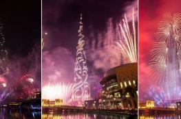 """دبي تستعد لابهار العالم ...هكذا ستستقبل العام الجديد """" 2018 """""""