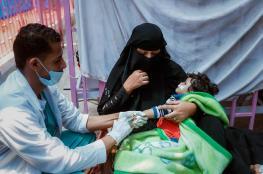 الامم المتحدة تخضو حرباً ضد الكوليرا المتفشية في اليمن