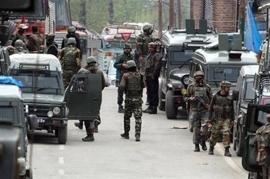 الشرطة الهندية: قتيلان في إطلاق نار بكشمير