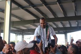 الإفراج عن أسير من زبوبا بعد قضاءه 17 عاما ونصف في سجون الاحتلال