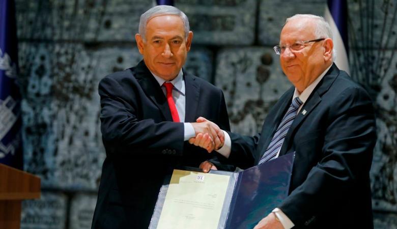 الرئيس الاسرائيلي يخطط لمنافسة نتنياهو على منصبه