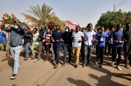 مقتل أحد المحتجين السودانيين متأثرًا بإصابته بطلق ناري في رأسه