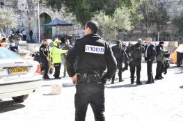 شهيد وإصابة إسرائيلي بعملية إطلاق نار بالأقصى