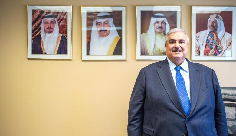 حماس تشن هجوما حادا على وزير الخارجية البحريني