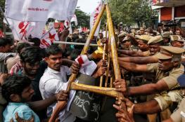 التظاهرات في الهند تتجدد ضد قانون الجنسية